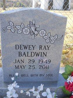 Dewey Ray Baldwin