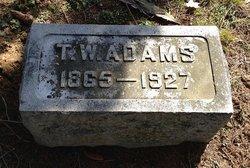 T. W. Adams