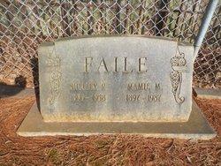 Mamie Ellen <i>Merritt</i> Faile