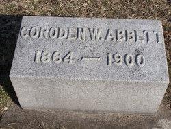 Coroden W. Abbett