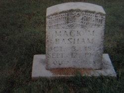 Mack M. Basham