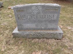 Frieda <i>Heck</i> Beline