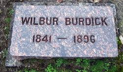 Wilbur Asa Burdick