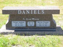 Maxine <i>Granger</i> Daniels