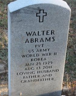 Walter Abrams