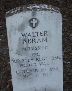 Walter Abram