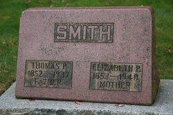 Elizabeth P Smith