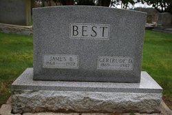 Gertrude D Best