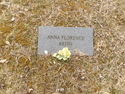Anna Florence Keith