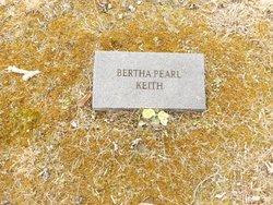 Bertha Pearl Keith
