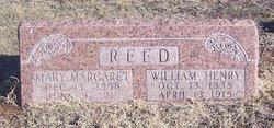 Mary Margaret <i>Maxwell</i> Reed
