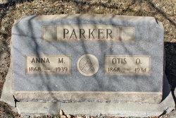 Ottis Otto Parker