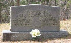 Alice <i>Lindsey</i> Brown