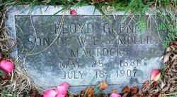 Floyd Glenn Mattocks