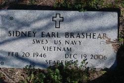Sidney Earl Sid Brashear