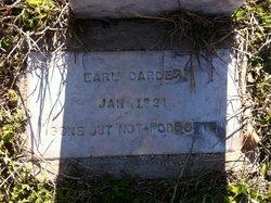 Earl Carder