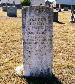 Jasper Grady Pate