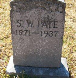 S. W. Pate