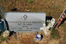 PFC Charles Clayton Persing