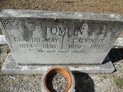 Calvin D Tomlin