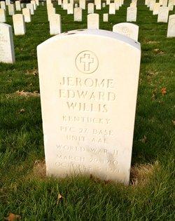 Jerome Edward Willis