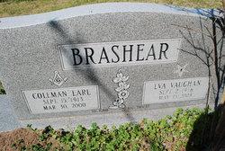 Eva Zelma <i>Vaughan</i> Brashear