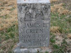 James Lee Green