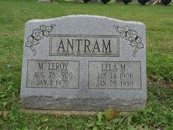 Maurice Leroy Antram