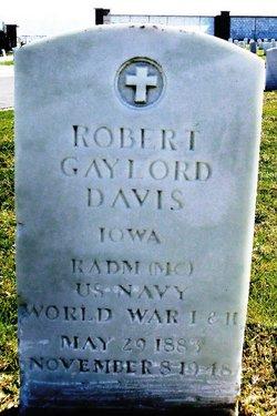 Robert Gaylord Davis
