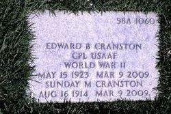 Edward Bernard Cranston