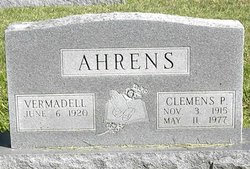 Vermadell <i>Williams</i> Ahrens