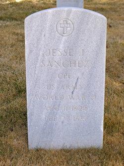 Jesse J. Sanchez