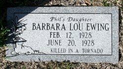 Barbara Lou Ewing