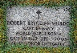 Robert Bryce McMurdo