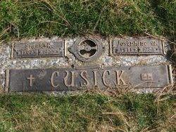 Josephine M. <i>Trudean</i> Cusick