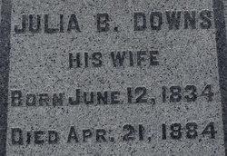 Julia B. <i>Downs</i> Abbott