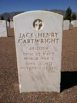 Jack Henry Cartwright
