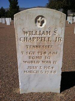 William S Chappell, Jr