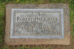 Robert Howard Durfee