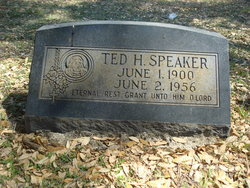 Ted Harold Speaker