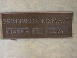 Frederick Eismann