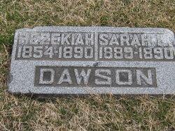 Sarah L Dawson