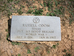 Russell Odom