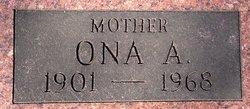 Mrs Ona Arizonia <i>Roller</i> Frey