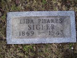 Lida <i>Phares</i> Sigler