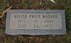 Neciss <i>Price</i> Walker