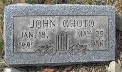 John Ohoto