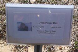 Jean <i>Pierce</i> Box