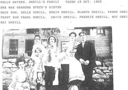 Pearl Jane <i>O'Neill</i> Evans