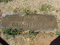Janie Nell <i>Meek</i> Brashears